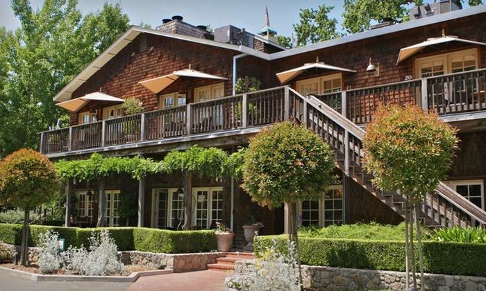 La Residence - Napa / Sonoma: Stay at La Residence in Napa Valley