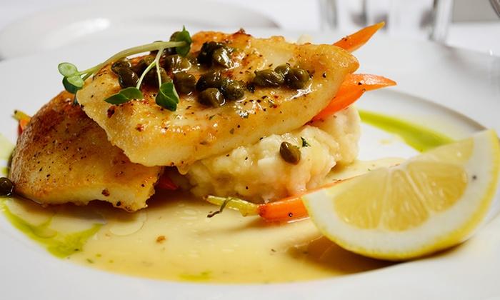 Vivace Restaurant - Belmont: Lunch or Dinner at Vivace Restaurant (Up to 28% Off)