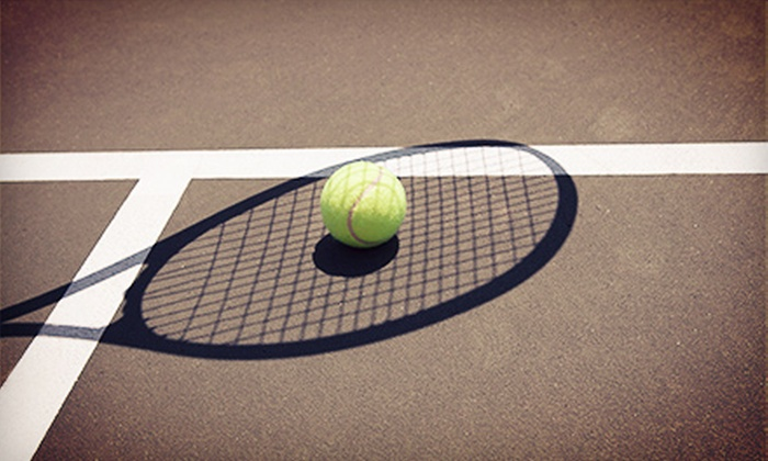 McCormack-Nagelsen Tennis Center - Williamsburg: 10 Hours of Court Time or Four Tennis Classes at McCormack-Nagelsen Tennis Center (Up to 68% Off)