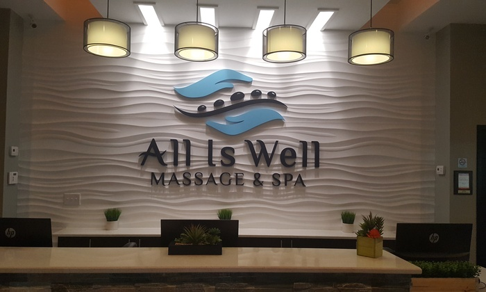 All Is Well Massage Spa