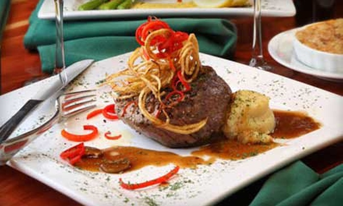 Delaney's Steakhouse - El Paso: $20 for $40 Worth of Steak-House Cuisine for Dinner at Delaney's Steakhouse