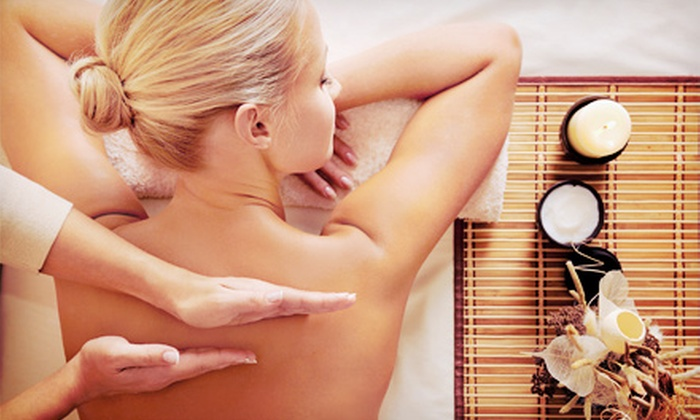 Life Color Contempo Day Spa - The Diamond: 60- or 90-Minute Relaxation Massage at Life Color Contempo Day Spa (61% Off)
