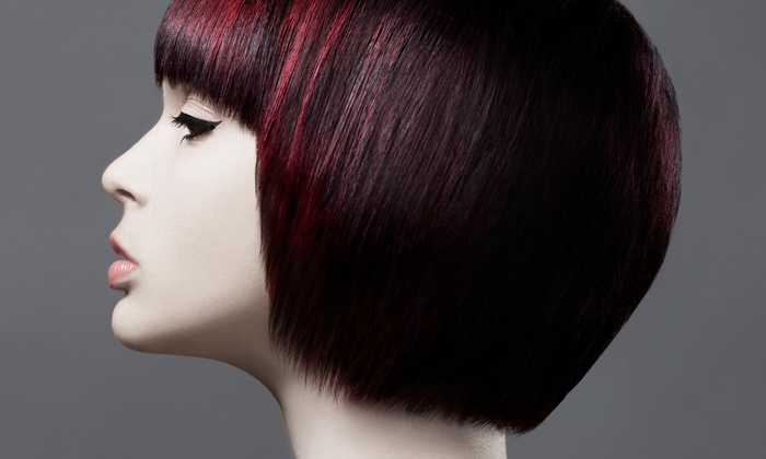 Belinda & Stephanie's Hair Studio - Allandale: Cut with Conditioning or Partial Highlights, or Keratin Treatment at Belinda & Stephanie's Hair Studio (Up to 67% Off)