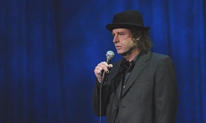 Steven Wright: Steven Wright at Paramount Hudson Valley Theater on Saturday, May 2, at 8 p.m. (Up to 35% Off)