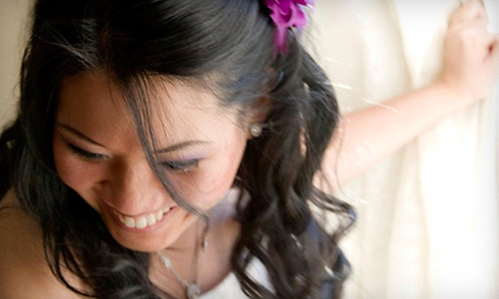 My Photo Couture - Tampa Bay Area: Family Portrait Session or Wedding-Photography Package from My Photo Couture (Up to 85% Off)