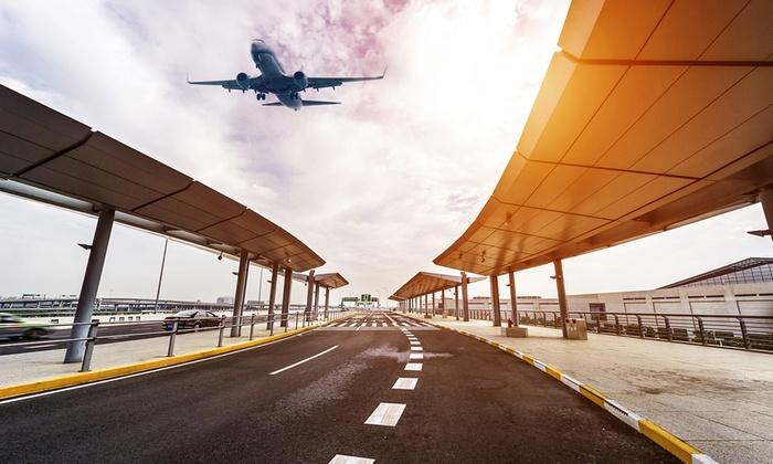 Hasta 30 días de parking con recogida y entrega en el aeropuerto Adolfo Suárez Barajas desde 9,95 € con Intercar Global