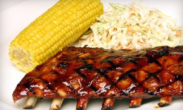 Inn Place Restaurant - Coraopolis: American Barbecue Fare for Lunch or Dinner, or an After-Work Party for 15 at Inn Place Restaurant in Imperial (Half Off)