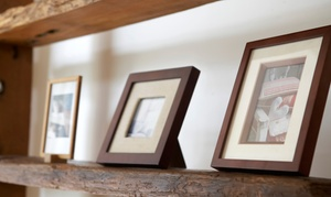 The Framery Inc: Custom Framing at The Framery Inc (Up to 61% Off).
