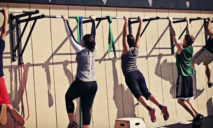 Five Points Crossfit - Corte Madera: 10 or 20 CrossFit Classes at Five Points Crossfit (Up to 88% Off)