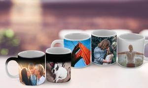 Personalized Photo Mug or Magic Photo Mug