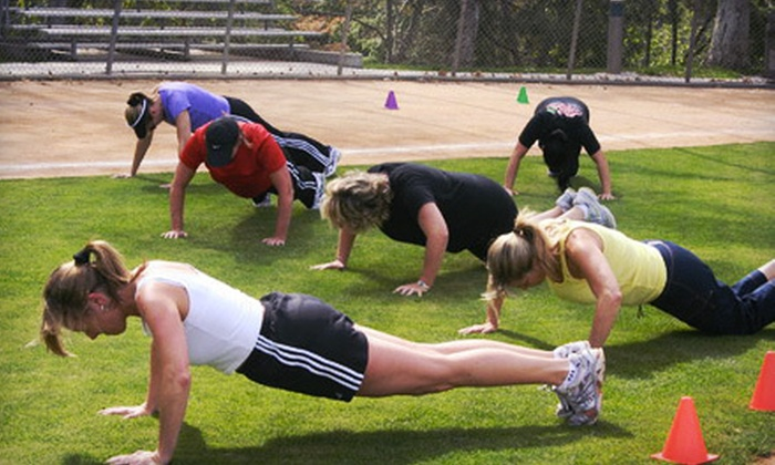 Gwinnett County Adventure Boot Camp - Lawrenceville: One, Two, or Three Months of Women's Boot Camp at Gwinnett County Adventure Boot Camp in Lawrenceville (Up to 85% Off)