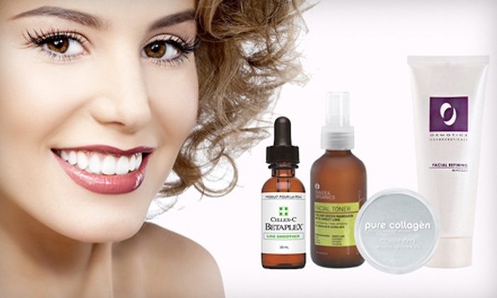 Beauty Club: $20 for $40 Worth of Skincare, Haircare, and Organic Products from Beauty Club