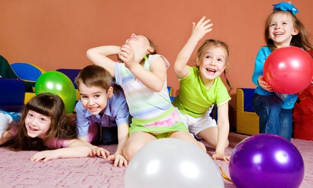 $55 for Three Children's Classes and Membership at The Little Gym (Up to $115 Value)