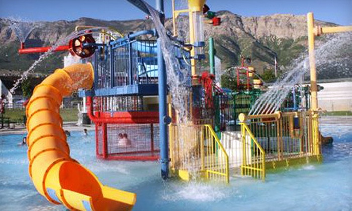 North Shore Aquatic Center - North Ogden: Admission for Two, Four, or Six to North Shore Aquatic Center (58% Off)