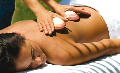 Choice of Lava-Shell, Swedish or Aromatherapy Massage at Inga Beauty (Up to 58% Off)