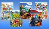 Kids' Wii Game Bundle: $37.99 for a Kids' Wii Game Bundle  ($87.28 List Price). Free Shipping and Returns.