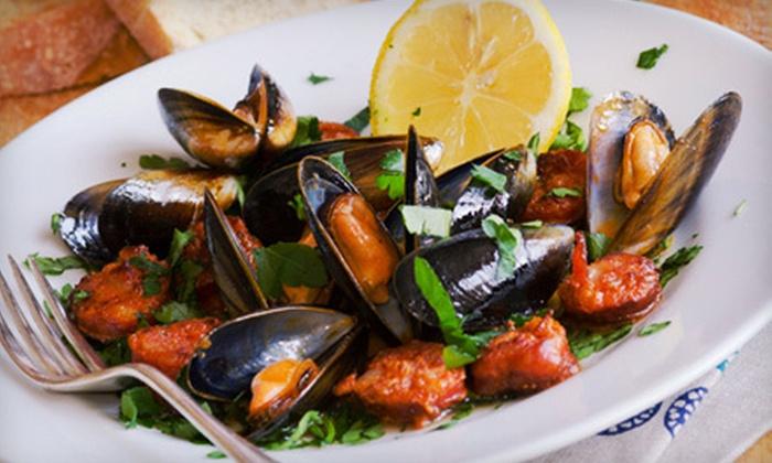 Bianca's Ristorante Italiano - Brunswick: $20 for $40 Worth of Italian Food at Bianca's Ristorante Italiano