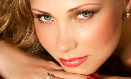 Permanent Makeup Eyeliner or Lipliner at Premadonna's Salon (Up to 67% Off)