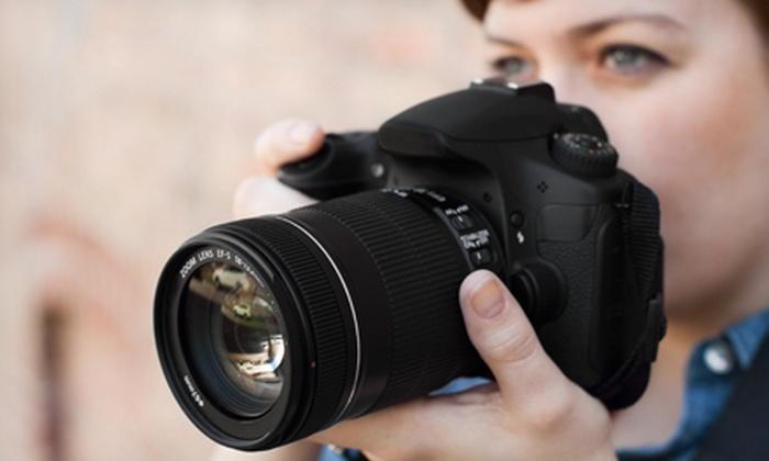 PhotoManhattan - Flatiron District: One or Three Photography Classes or One iPhone Photography Class from PhotoManhattan (Up to 59% Off)