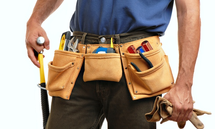 ClubLocal - San Francisco: $60 for Two Hours of Handyman Services from ClubLocal ($120 Value)