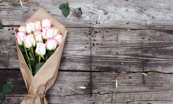 The Bouqs Company: Flowers and Delivery from The Bouqs Company (Up to 21% Off). Three Options Available.