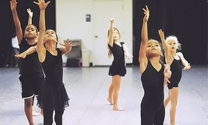 The Center for Contemporary Dance, Inc.: One Month of Dance Classes with 2 or 5 Class Hours Per Week at The Center for Contemporary Dance, Inc. (70% Off)