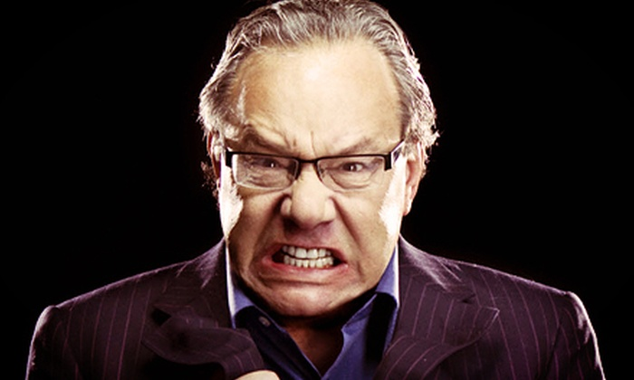 Lewis Black: Running On Empty - South Bend: Lewis Black Standup Performance at Morris Performing Arts Center on November 15 at 8 p.m. (Up to 49% Off)