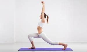 MS Slim: 10 or 15 Yoga Classes or One Month of Unlimited Yoga at MS Slim (Up to 78% Off)