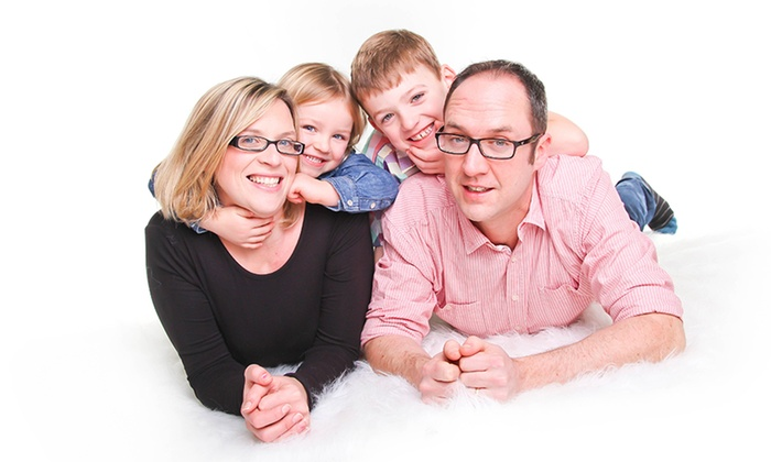 Family Photoshoot Middlesbrough
