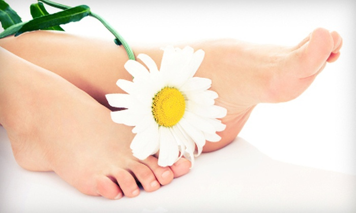 Laser Nail Therapy Clinic - Multiple Locations: Laser Nail-Fungus Treatment for One Foot or Both Feet at Laser Nail Therapy Clinic (Up to 70% Off)