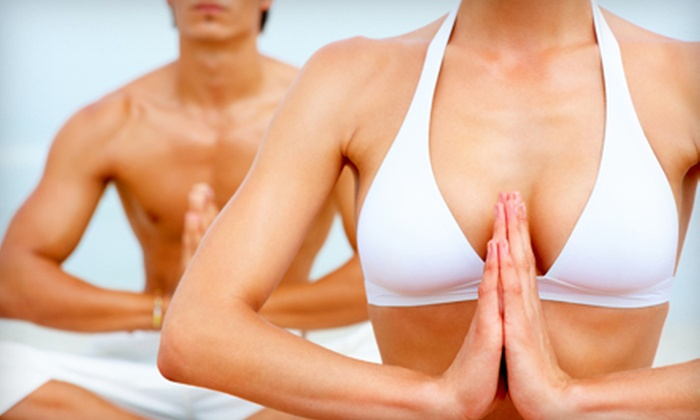 Bikram Yoga Brampton - Supreme Yoga Brampton: $29 for 10 Drop-In Classes at Bikram Yoga Brampton ($140 Value)