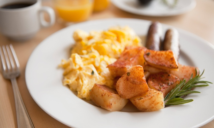 Eggsperience Pancakes & Cafe - Multiple Locations: $11 for $20 Worth of Breakfast or Lunch Menu Items at Eggsperience Pancakes & Cafe