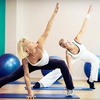 Up to 55% Off at Jungle Gym Fitness Studio