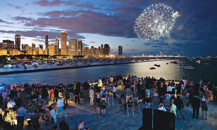 Shedd Aquarium - Museum Campus: Two Tickets to Jazzin' at the Shedd at Shedd Aquarium (Up to 44% Off)