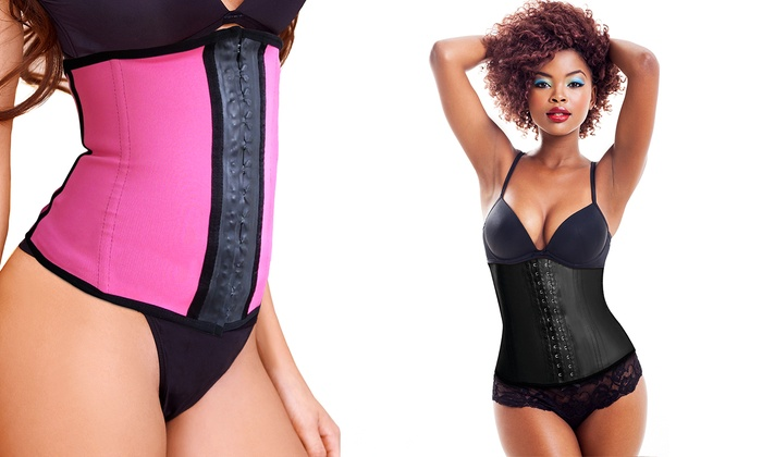 a7c69c562d Secret Skin Women s Slimming Thermal Weight Loss Latex Body Shaper ...