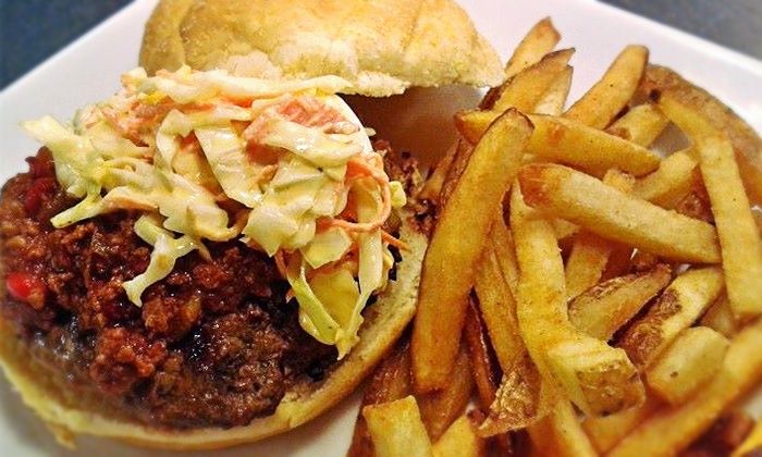 The Friendly Moose - Stallings: American Cuisine at The Friendly Moose (45% Off). Three Options Available.