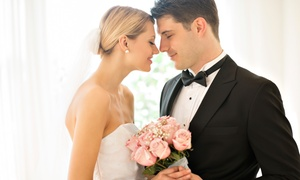 Dream Weddings by Widmer: Wedding Services at Dream Weddings by Widmer (Up to 50% Off). Three Options Available.