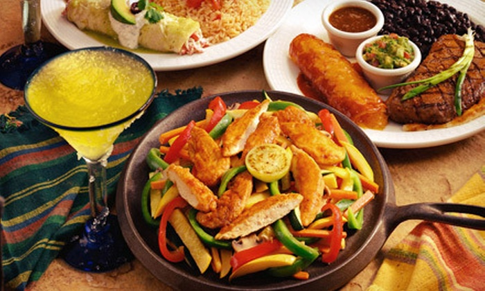 Herradura - Springbrook: Mexican Meal with Margaritas for Two or Four at Herradura in Spring Lake Park (Up to 58% Off)