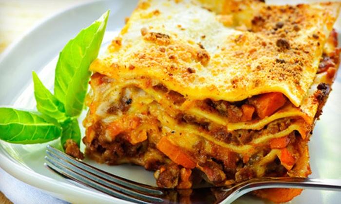 Buon Appetito Restaurant - Bayonne: $20 Worth of Italian Food