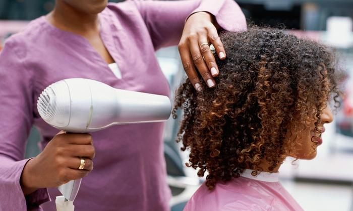 Sheldeez Beauty Salon - Herndon: $45 for $55 Worth of Blow-Drying Services — Sheldeez Beauty Supply