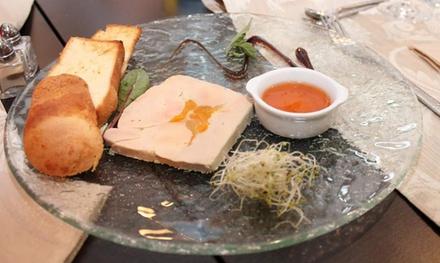 Un menu comprenant une entrée, un plat et un dessert, pour 2 personnes à 59,90 € au restaurant lEsprit Gourmand