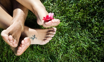 Laser Nail-Fungus Treatment for 1, 2–5, or 6–10 Nails at Spa In The City (Up to 76% Off)