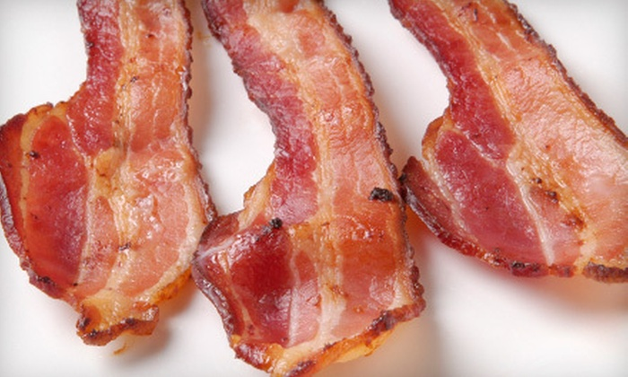 Bacon Fest - Union Hill: General or VIP Admission to Bacon Fest on Saturday, August 25 (Up to 55% Off)
