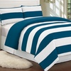 Delia 3-Piece Striped Duvet Sets