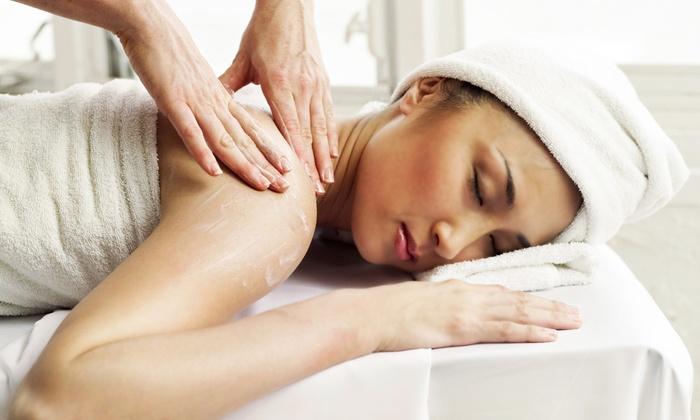 Touch of Pure Joy Massage & Day Spa - Southeast Arlington: Hot-Stone Massage, or Deep-Tissue Massage with Option for Facial at Touch of Pure Joy(Up to 54% Off)