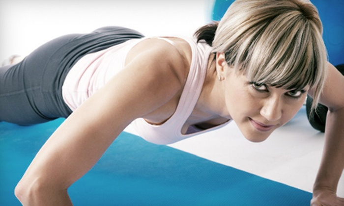 Star Fitness Solutions - Mason: 6 or 12 Boot-Camp Classes at Star Fitness Solutions in Mason (83% Off)