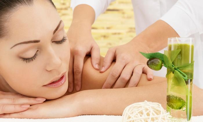 Salon Ubon - Granger: $39 for a One-Hour Full Body Massage at Salon Ubon ($70 Value)