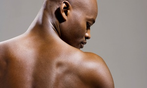 TERAMAI Waxing Studio: One or Three Men's Waxings for Back or Back and Shoulders at TERAMAI Waxing Studio (Up to 65% Off)