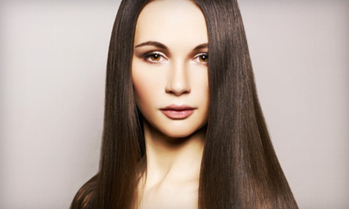Diablo Beauty Salon - Danville: Haircut Package, Hair-Color Package, or Hair-Smoothing Treatment at Diablo Beauty Salon in Danville (Up to 72% Off)