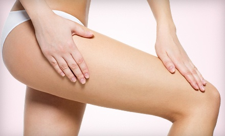 Two Treatments on One Leg (a $300 value) - Aspiring Laser Renewal in Denver